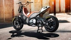 Scooter Yamaha T-Max por Roland Sands Yamaha Motorcycles, Custom Motorcycles, Custom Bikes, Yamaha Motorbikes, Scooter Motorcycle, Motorcycle News, Scooter Scooter, Grom Bike, Scrambler Motorcycle