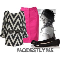Idea time. I have this skirt (or something really close in plus size). CMS