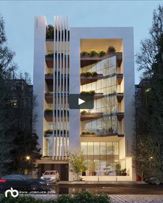 Residential Building Design, Office Building Architecture, Hotel Architecture, Home Building Design, Unique Architecture, Building Exterior, Building Facade, Commercial Architecture, Rendering Architecture