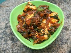 YUMMY TUMMY: Stir Fry Paneer with Spinach & Bell Pepper / Paneer Masala with Spinach & Capsicum – Quick Stir Fry / Side Dish for Roti / Curry in a Hurry – Less than 15 mins