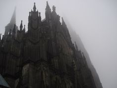 "enrique262: "" ghostlywatcher: "" Cologne Cathedral, Germany "" Gothic architecture style. """