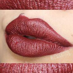 Kat Von D Studded Kiss Lipstick in Mercy! #vegan #crueltyfree