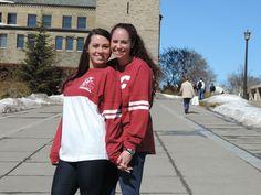 We love Cornell Spirit... Let's go Big Red!