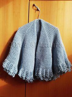 E questa è per mia mamma. Lavorata con 600 g di lana e uncinetto n. 4 b51201bd2844