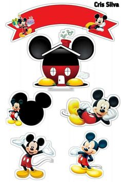 13 Best Mickey Mouse Stickers Images Mickey Mouse Mickey
