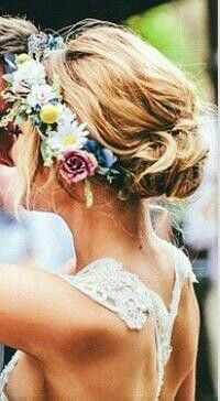 Wildflower head band `°`