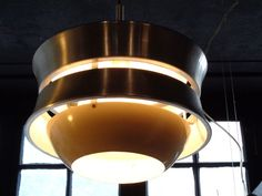 Nu in de #Catawiki veilingen: Raak design - vintage zeldzame Aluminium hanglamp