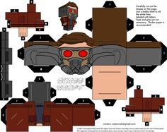 Star-Lord Cubeecraft