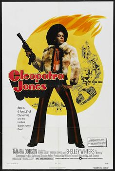 Cleopatra Jones (!)