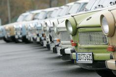 Trabi Safari cars