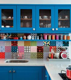 marroccan tiles but not like this