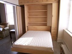 Wall Beds | Wallbeds, Murphy Beds, Flip-up Beds, Lift Beds 5 | USA, Dallas, DFW, San Antonio, Austin, Houston | Disappearing Beds, Pull-out ...