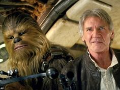 Disney fined $2.7m for Harrison Ford's Star Wars injury - New Zealand Herald