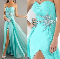 2013 New Long Pageant Formal Bridal Gown Prom by Perfectdresses, $109.00