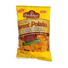 Bachman Sweet Potato Tortilla Chips