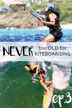 VLOG 3 - Never too OLD for kiteboarding :) Don't miss the final clip ; Surfing Uk, Never Too Old, Surf Art, Big Waves, In This Moment, Cheers, Kitesurfing