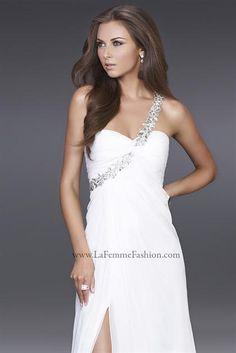 La Femme 15361 at Prom Dress Shop  Shoulder Dress #2dayslook #ShoulderDress #sunayildirim #watsonlucy723    www.2dayslook.com