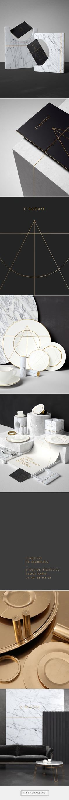 L'Accusé on Behance... - a grouped images picture - Pin Them All