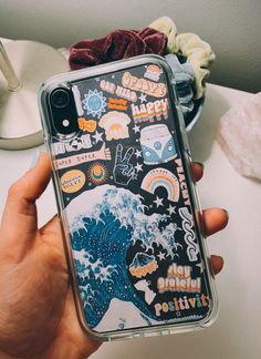 2019 phone cases, iphone phone cases ve aesthetic phone case. Art Phone Cases, Diy Phone Case, Iphone Cases, Phone Diys, Cell Phone Covers, Telefon Apple, Tumblr Phone Case, Aesthetic Phone Case, Accessoires Iphone