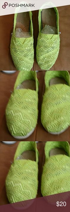 Brand new toms Never worn Shoes Flats & Loafers
