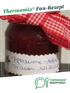 Divine plum and apple jam - Divine plum and apple jam made from sandwraps. A Thermomix ® recipe from the Sauces / Dips / Sprea - Cinnamon Cream Cheese Frosting, Cinnamon Cream Cheeses, Healthy Eating Tips, Healthy Nutrition, Rotisserie Oven, Apple Jam, Black Sesame Ice Cream, Cake Games, Pumpkin Spice Cupcakes