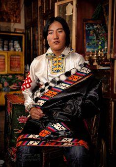 The groom Tibet