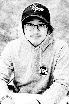 Steven Yeun - Glenn of The Walking Dead
