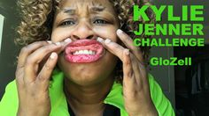 Kylie Jenner Challenge - GloZell