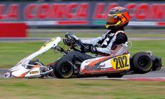 Zanardi chassis flex, like a boss.