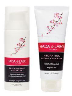 hada labo skincare- sneak peek at the latest asian beauty import #refinery29