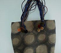 ウスタニ・ミホ (テキスタイルアーティスト) | Textile artist ウスタニ・ミホのギャラリーやショップ