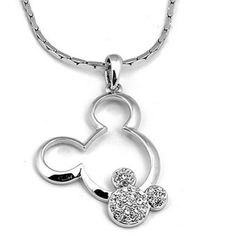 Yoursfs 18k White Gold Plated Crystal Charm Necklace Gorgeous Double Mouse Pendants For Women and Girls Yours http://www.amazon.com/dp/B00CKLGY2A/ref=cm_sw_r_pi_dp_Dwk7tb1KBKA71