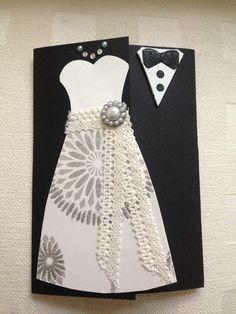 Easy DIY wedding card