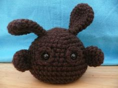 Dust Bunnies crochet pattern. Can someone come over to my house and do this for me PLEASE ill pay you in gum
