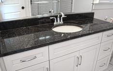 Schneider Stone – Granite, Marble & Quartz Countertops and More » Black Pearl Granite