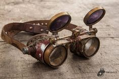 Fusion of Post-apocalyptic Steampunk and Ethnic de TimeVehicle Burning Man, Mad Max, Wasteland Weekend, Steampunk Goggles, Steampunk Costume, Steampunk Clothing, Fallout, Biker Mask, Victorian Steampunk