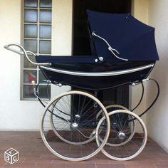 . Pram Stroller, Baby Strollers, Silver Cross Prams, Vintage Pram, Prams And Pushchairs, Baby Prams, Vintage Nursery, Baby Carriage, Baby Kind
