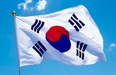 Visit Korea (or at the very least have a reservation to visit Korea in 2016) particularly to pay respects to my grandmother and grandfather. National flag Taegeukgi.