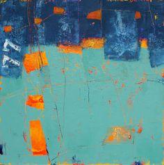 NUMERUS III- Oil & Cold Wax by Cristina Del Sol