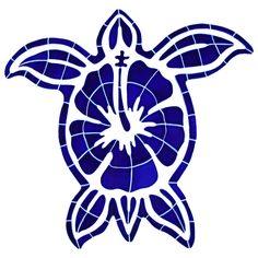 Hibiscus Turtle
