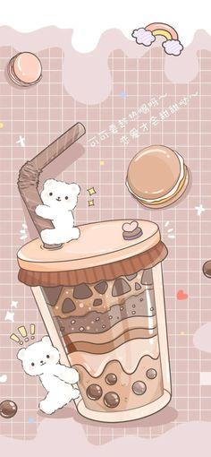 Whats Wallpaper, Cute Panda Wallpaper, Cute Pastel Wallpaper, Cute Wallpaper For Phone, Soft Wallpaper, Anime Scenery Wallpaper, Cute Patterns Wallpaper, Bear Wallpaper, Kawaii Wallpaper