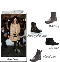 Polished Booties for Fall