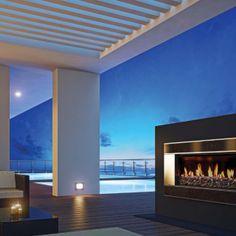 Escea luxury fireplaces