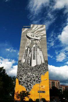 #gdansk #streetart #mural