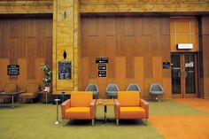 Los interiores de Wes Anderson