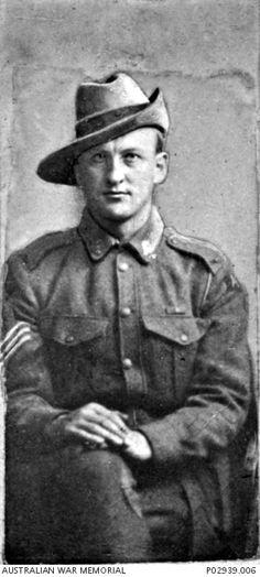 P02939.006   Australian War Memorial John Hamilton