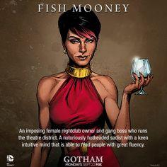 Gotham: Fish Mooney