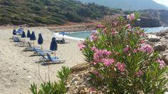 Lekker (bijna)privé strandje op Kreta