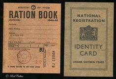 World War 1 Ration Books - Yahoo Image Search Results Michael Morpurgo, Mom And Dad, Ww2, World War, Childhood Memories, Identity, Coding, Names, Books