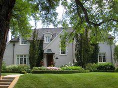 Very Fine House: SLC style: stucco houses.